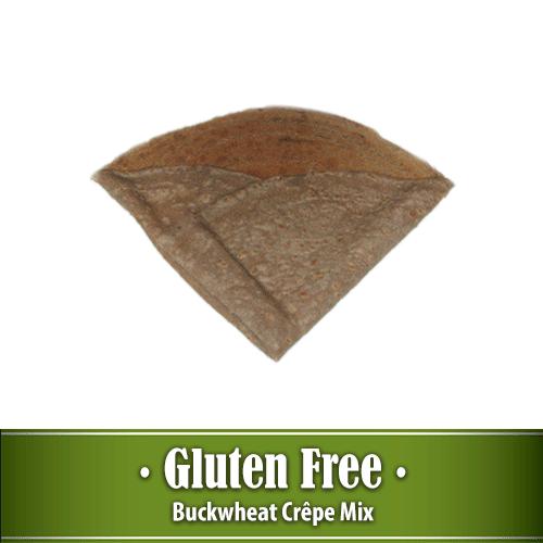 crepe gluten free 50lb box buckwheat crepe mix gluten free