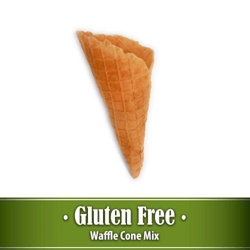 Vanilla Waffle Cone Gluten Free | Alamarra: Complete ...