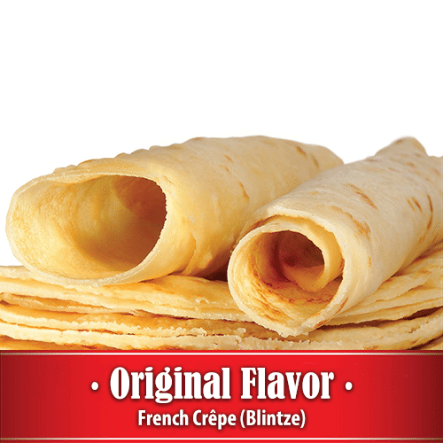 how to make crepe mix