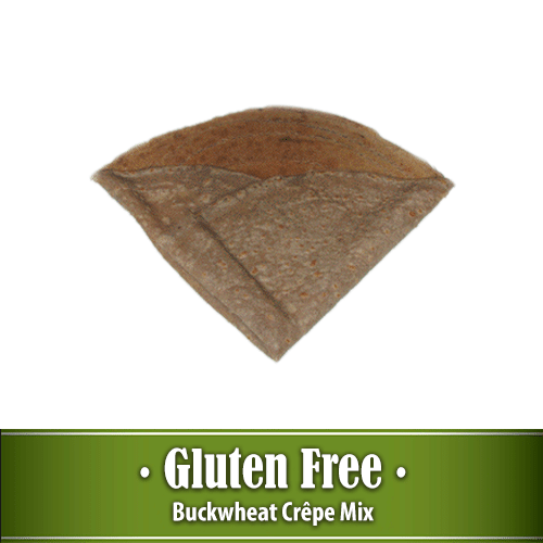 Buckwheat Crepe Mix Gluten Free