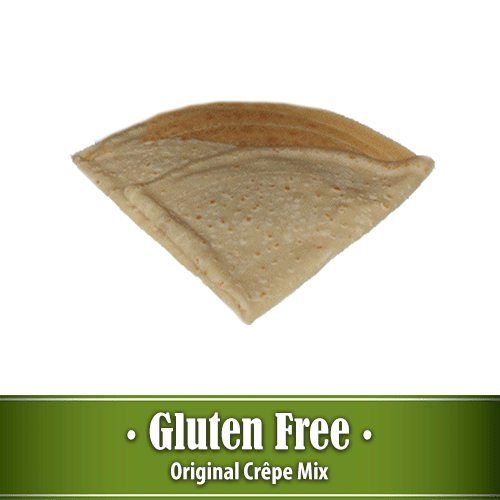 Original Crepe Mix Gluten Free