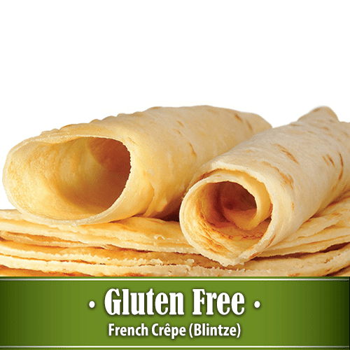 Gluten Free Original Crepe Mix – Two 32 ounce Packages