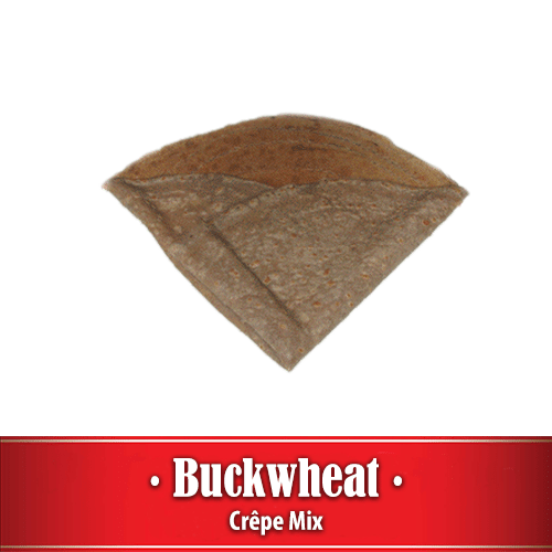 Buckwheat Crepe Mix