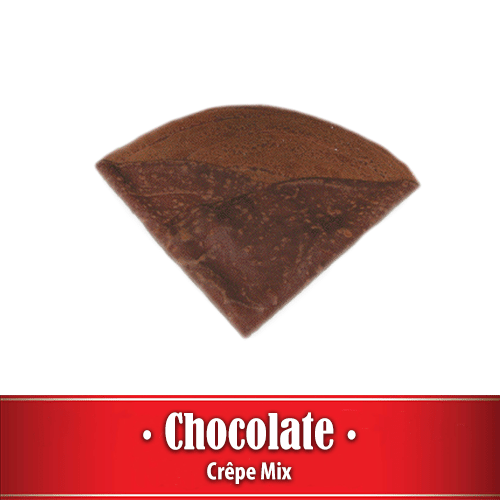 Chocolate Crepe Mix