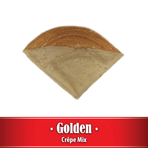 Golden Crepe Mix