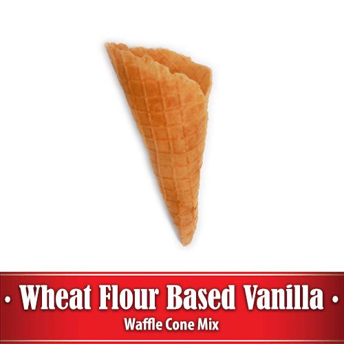 Vanilla Waffle Cone Mix