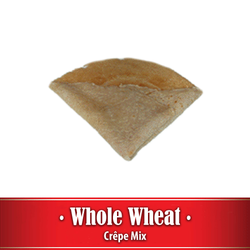 Whole Wheat Crepe Mix